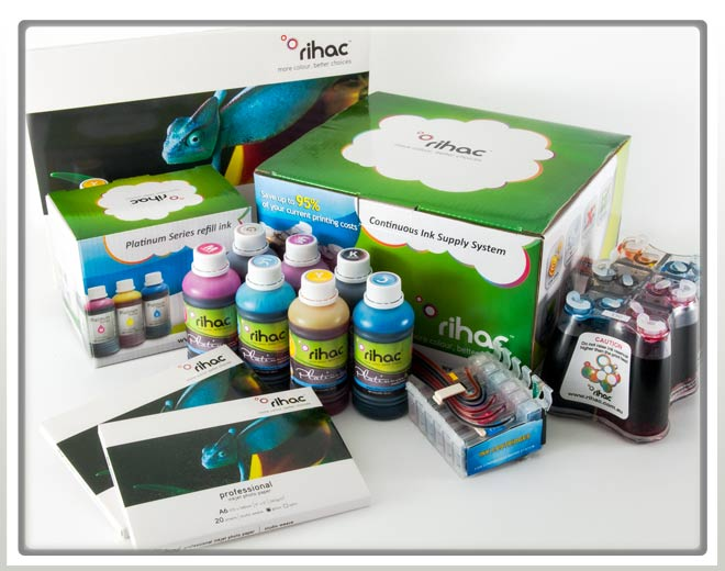 photo pro pigment inks from rihac avaliable now at rihac.com.au