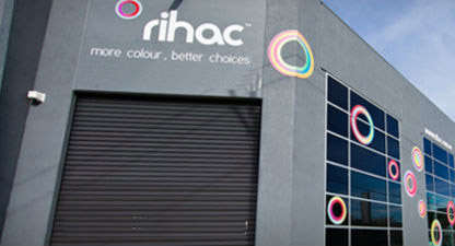 rihac are tre the leaders in bulk ink supplies worldwide with there new HQ in Maidstone