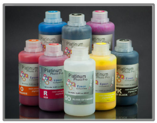 Photo Pro 8 x 250ml ink set R2000