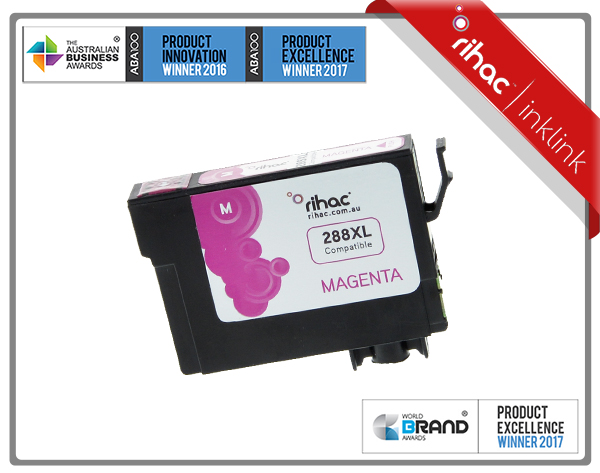 288XL Magenta Rihac Premium Ink Cartridge