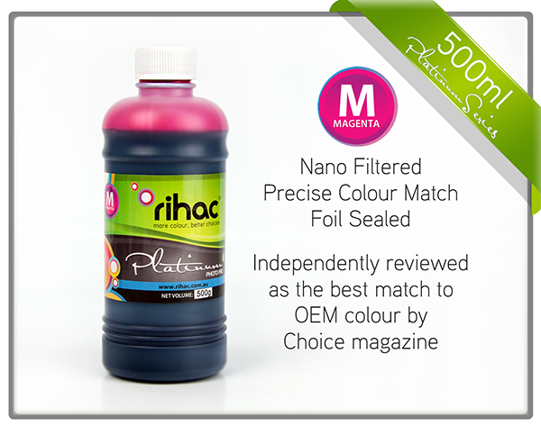 500ml Magenta ink 29 & 29XL compatible