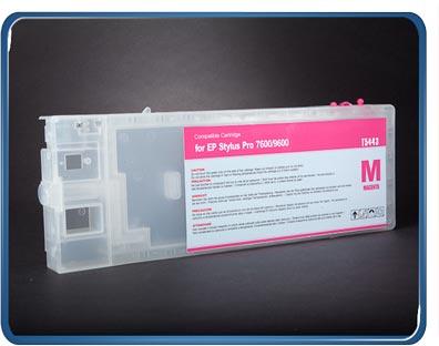 Stylus Pro 7600 9600 refillable cartridge magenta T6133, T6143, T5433, T5443 by rihac.com.au ciss specialists