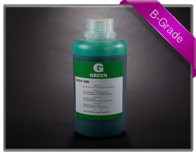 rihac CISS resin encapsulated pigment ink compatible with Epson Stylus Pro 7900 & 9900 cartridge T596B, T636B, T596B00, T642B00, T636B00 & T597B80 Green