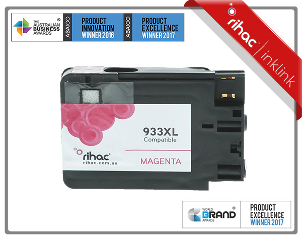 933XL Magenta Rihac Ink Cartridge