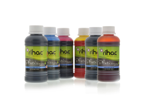 6 x 100ml ink set  ink 312 & 314XL compatible