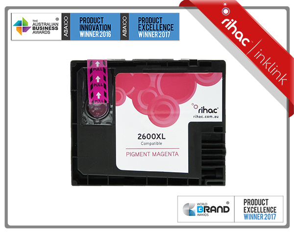 2600XL Magenta Non Genuine Ink Cartridge