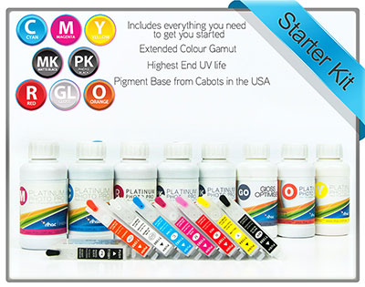 Stylus Photo R2000 100ml Starter Kit