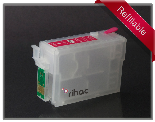 R3000 Refillable Cartridge Vivid Magenta