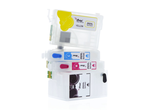 Epson 252 & 252XL Refillable Cartridges