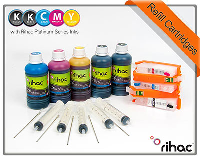 IX6860 Refillable Cartridge Set