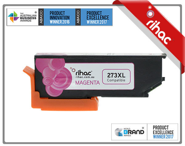 273XL Magenta Premium Single Use Cartridge