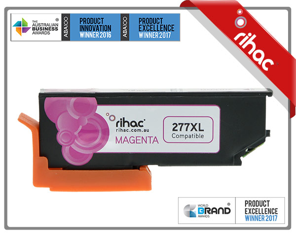 277XL Magenta Premium Single Use Cartridge
