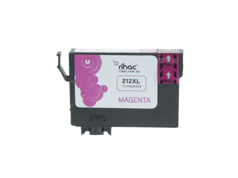 212XL Magenta Premium Single Use Cartridge