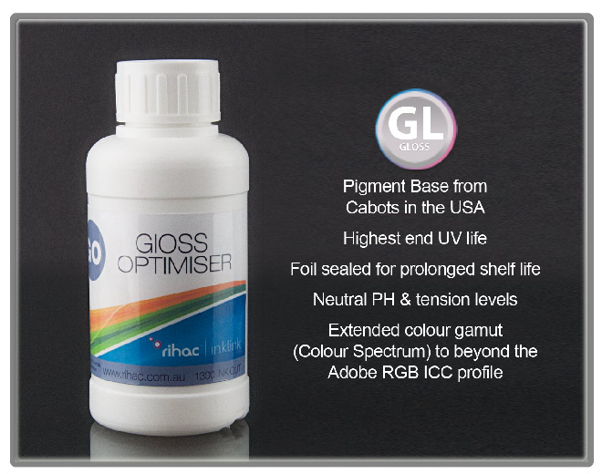 100ml T0540 Pigment Ink Gloss Optimiser