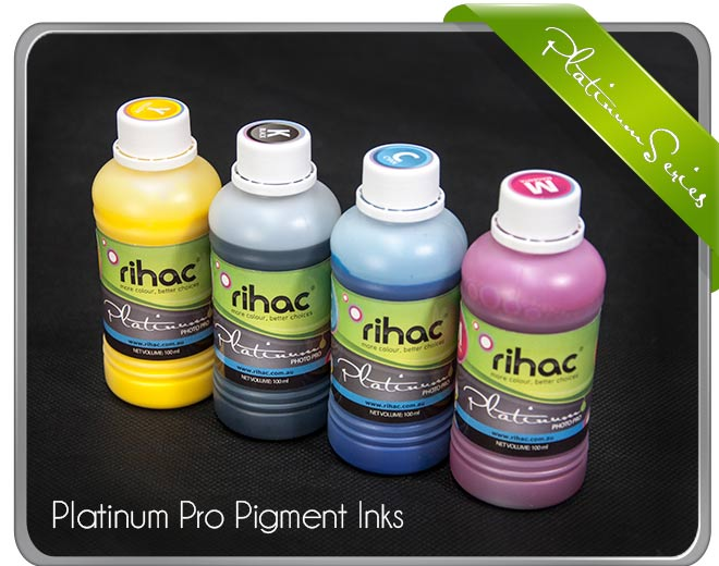 4 x 100ml Ink Set HP 950 & HP 951 Pigment