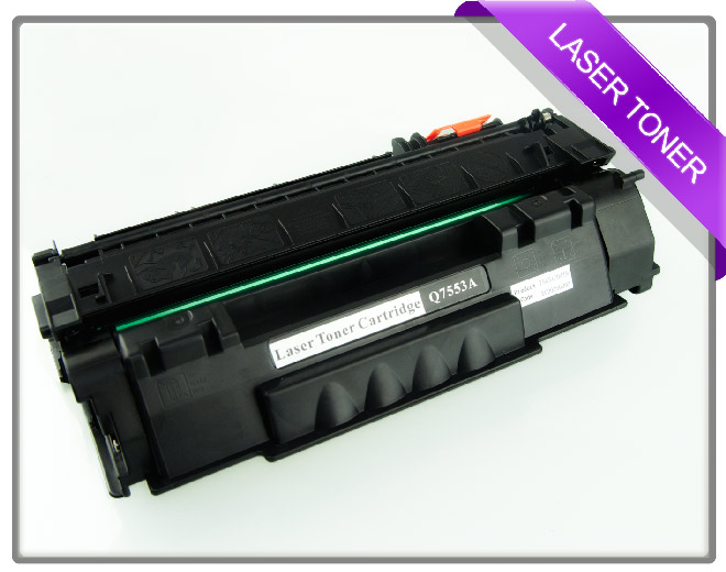 Canon printer using 303, 703, CART-303, HP Q2612A & 12A�Black Toner