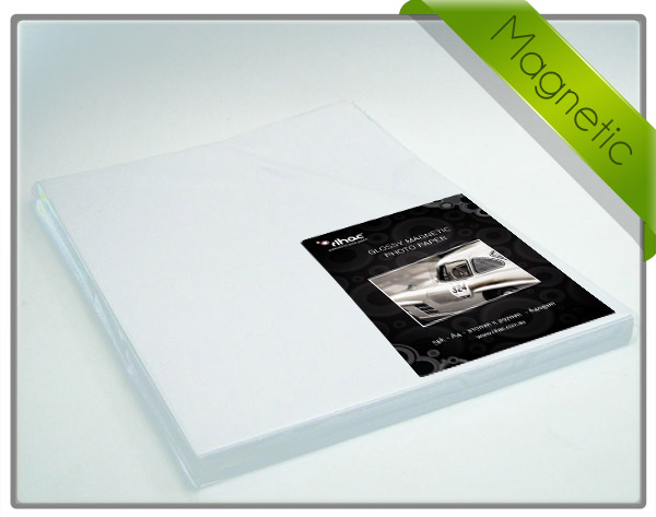 rihac A4 Magnetic Photo Paper 640gsm