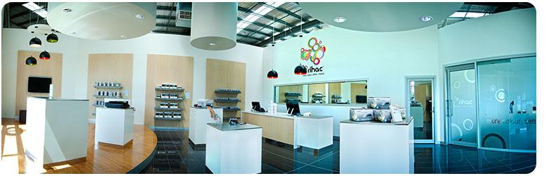 rihac retail inklink ciss store