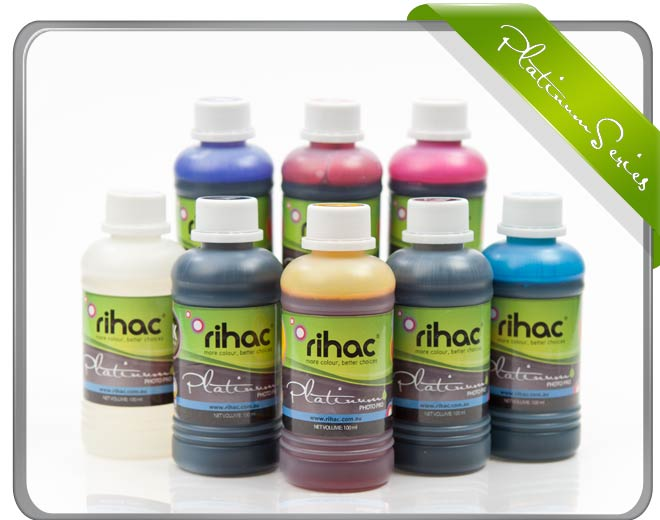 8 x 100ml ink set T0540-T0549 compatible